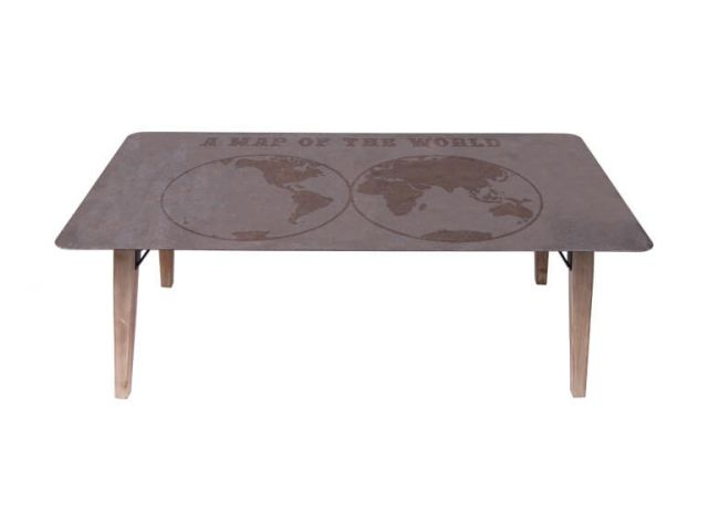 Table CARTOGRAPHIE