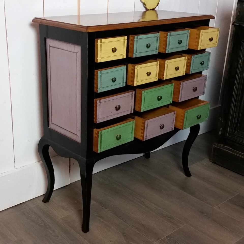 Commode - chiffonnier VENISE