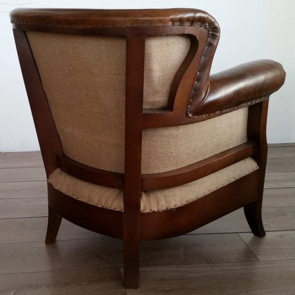 Fauteuil Club ORLEANS